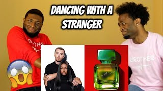 Sam Smith, Normani - Dancing With A Stranger (REACTION)
