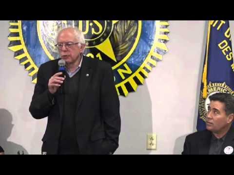 Bernie Sanders Latino Roundtable