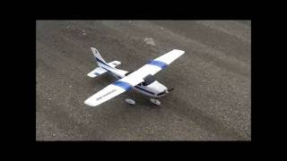Hobby King Mini Brushless powered Cessna 182 EPO
