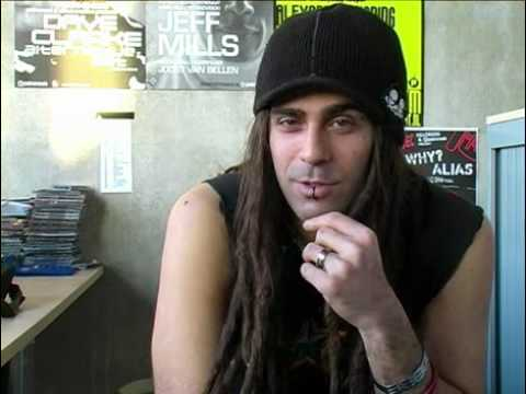 Ill Nino-Cristian Talks About The Song ''Violent Saint''