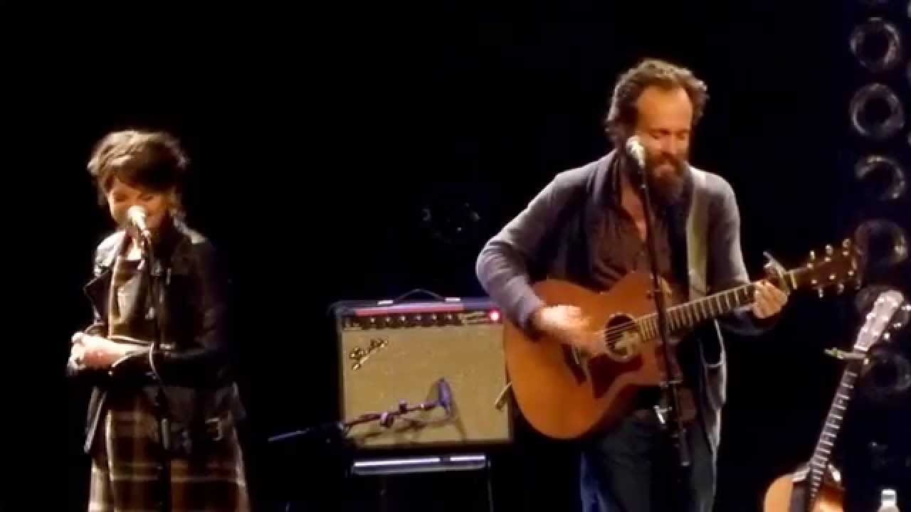 iron wine feat jesca hoop belated promise ring
