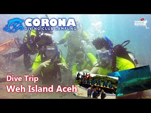 Dive Trip Weh Island Aceh Indonesia