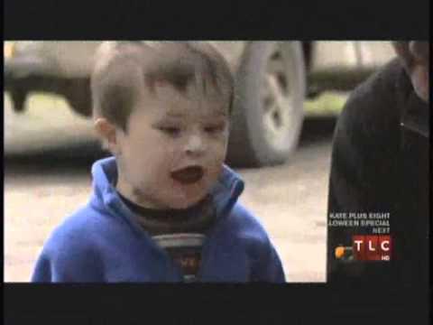 Daddy Todd & Baby Trig Palin Bonding at Palin Home in Alaska
