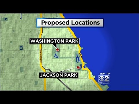 Obama Presidential Library Proposal on Obama Library Proposal