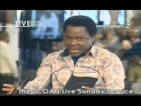 Scoan 12 04 15: Sermon: Your Situation By Tb Joshua. Emmanuel Tv video