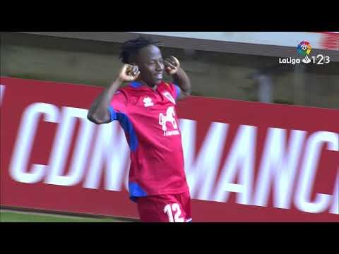 Resumen de CD Numancia vs Real Oviedo (2-3)