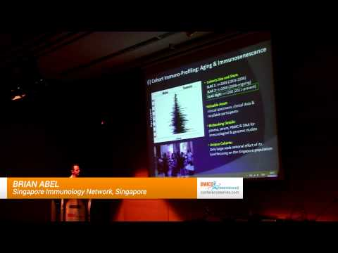 Brian Abel | Singapore Immunology Network |Singapore| Vaccines 2014 | OMICS International