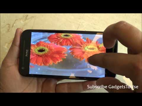HTC Desire 700 Hands on Review, Specs, Features, Camera, India Price and Overview HD Exclusive