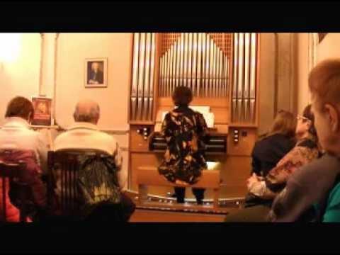 Бах Иоганн Себастьян - BWV  546 - Фуга (тромбон)