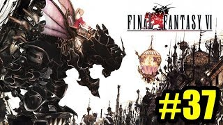 Final Fantasy VI Legendado Pt-Br #37 Revisitando Narshe