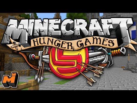 Minecraft: Hunger Games Survival w/ CaptainSparklez - GREATNESS!