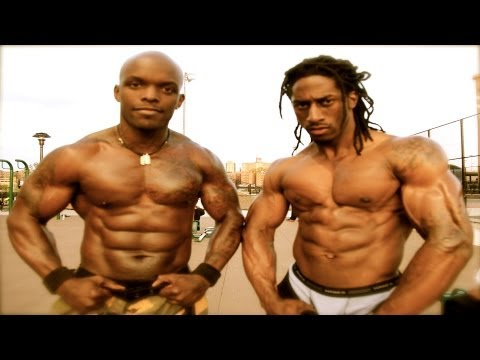 Super Street Workout Collabo - 7 Minutes of Madness!!! - Prophecy Workout & Supreme Akeem