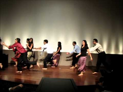 TCU SAICA Experience India 2011 **Bollywood 1 - I Hate Love...