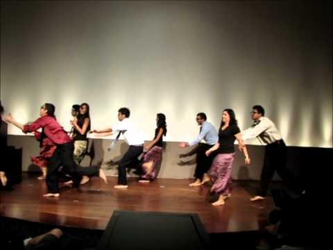 TCU SAICA Experience India 2011 **Bollywood 1 - I Hate Love...
