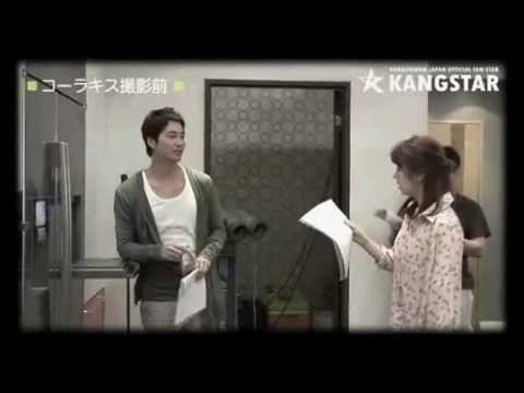 【lie To Me】cola Kiss Behind The Scene (part 1) [from Kangstar.jp] video
