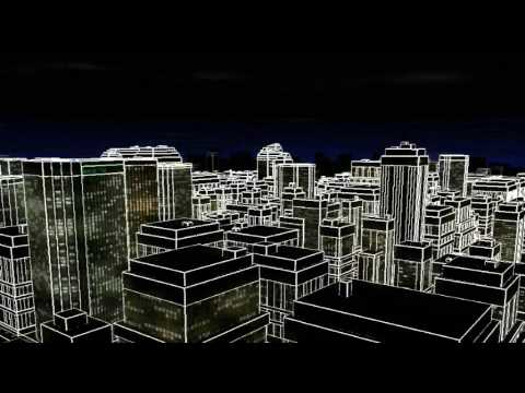 Pixel City - Procedurally generated city