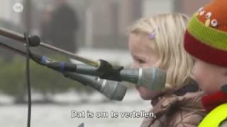 video uit Nieuwjaarsborrel inwoners Hamont-Achel