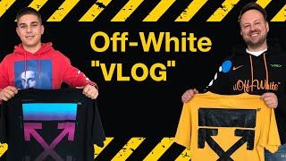 A NAGY OFF-WHITE VLOG