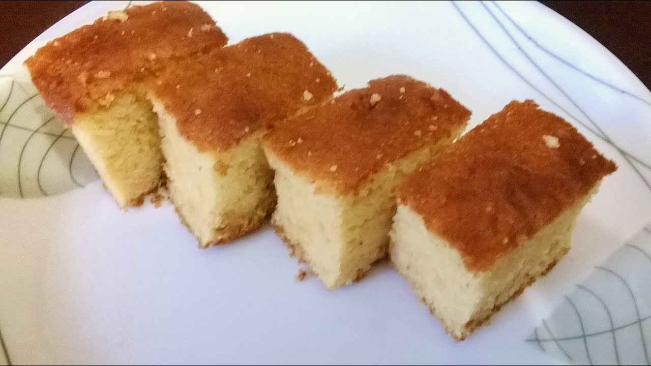 Honey Sponge Cake Recipe Easy