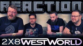 """Westworld 2x8 REACTION!! """"Kiksuya"""""""