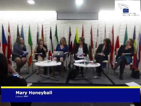debate on what has the EU done for gender equality - Mary Honeyball