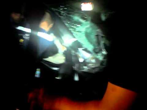 วีอาร์กู้ภัย803 รยชนท้ายรถพ่วง
