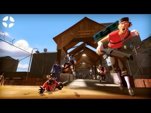 Скачать игру Team Fortress 2 через торрент