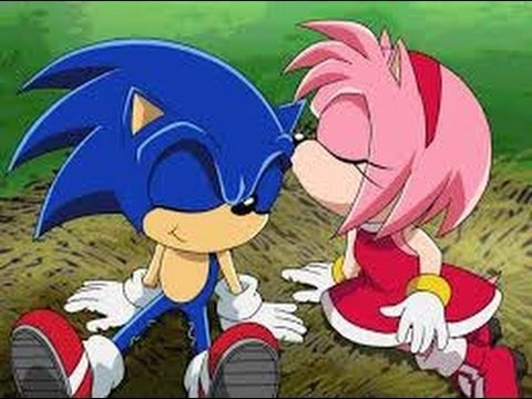 SONIC AND AMY HAVE SEX XXX (18+)