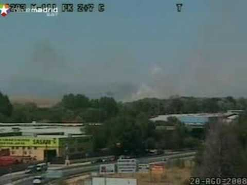 Plane crash kills nearly 150 in Madrid