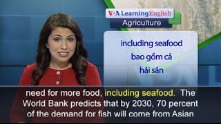 Anh ngữ đặc biệt: Aquaculture