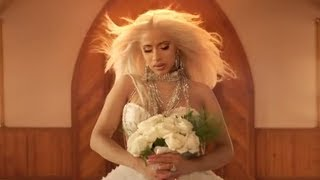 "Cardi B BREAKS DOWN At Wedding In ""Be Careful"" Music Video"