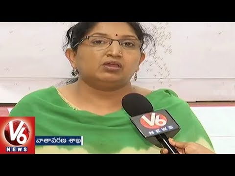 Face To Face With Meteorology Dept Director Nagaratna Over Telangana Rainfall | V6 News