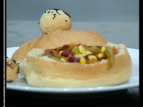خبز اليخني الشتوي وكرات الثلج على طريقة الشيف #وحيد_كمال  من برنامج #الفطاطرى #فوود
