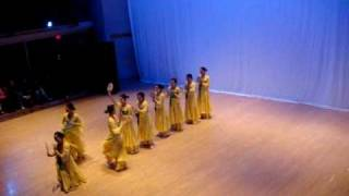 Chinese Imperial Fan Dance