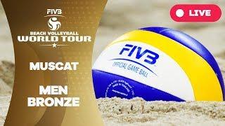 Muscat 1-Star 2018 - Men bronze - Beach Volleyball World Tour