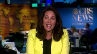 Weiner's apology overshadows Obama's economic speeches: CBS's Nancy Cordes on 'Turn the Table'