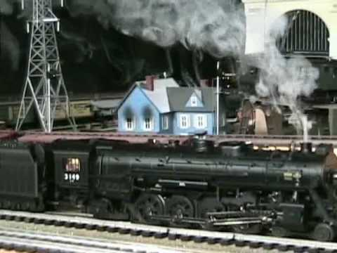 Mth Premier Nyc Mohawk 4 8 2 O Gauge Steam Locomotive