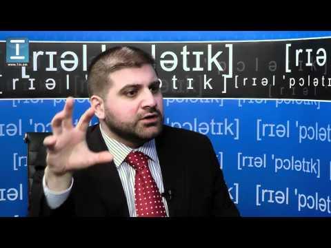 Realpolitik ծրագրի հյուրն է Ալեքսանդր Արզումանյանը