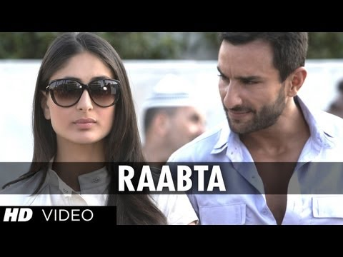 Raabta (Kehte Hain Khuda) Agent Vinod Full Song Video | Saif...
