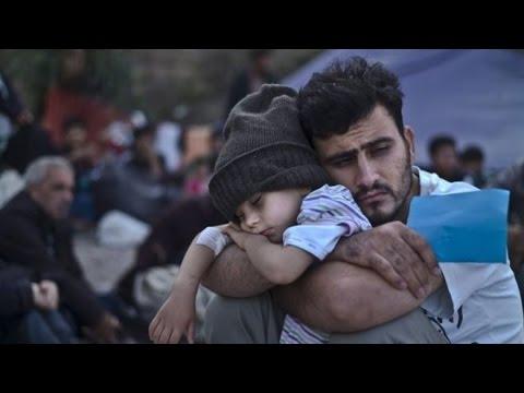 Migrant crisis EU Commission 'to back' Turkey visa deal