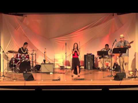 Alexis Kamiya Performs Set Fire To The Rain (Adele) - Curtis Kamiya Music Student Concert Series