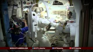 Ex-Astronaut on Congressional Ban of U.S.-China Space Ties