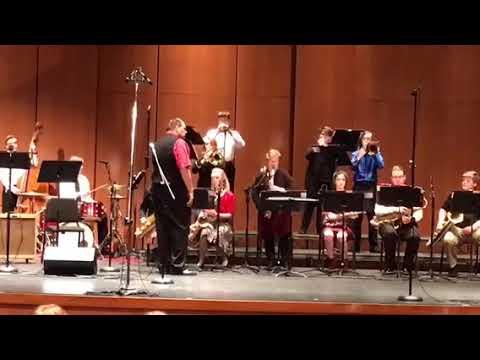 Fox HS Jazz II Band @ SEMO Jazz Fest 2-3-2018