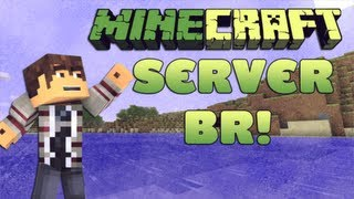 Server de Minecraft 1.4.6/1.4.7. Pirata e Original. Survival Brasileiro!