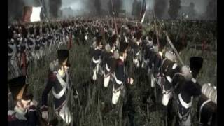 The Battle of Waterloo Trailer, Napoleon Total War