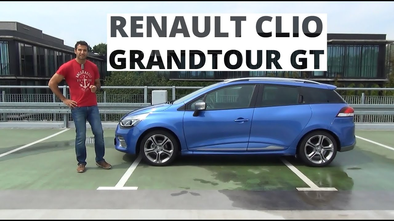 renault clio grandtour gt 1 2 tce 120 edc 2014 test 096 youtube. Black Bedroom Furniture Sets. Home Design Ideas