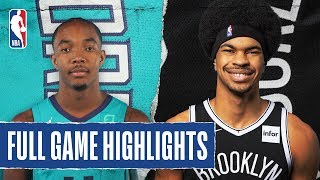 HORNETS at NETS | FULL GAME HIGHLIGHTS | December 11, 2019