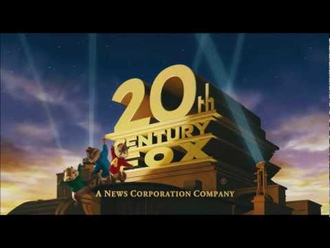 The Chipmunks In The 20th Century Fox Intro video