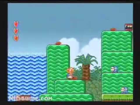 Super Mario All-Stars + Super Mario World - SNES Gameplay
