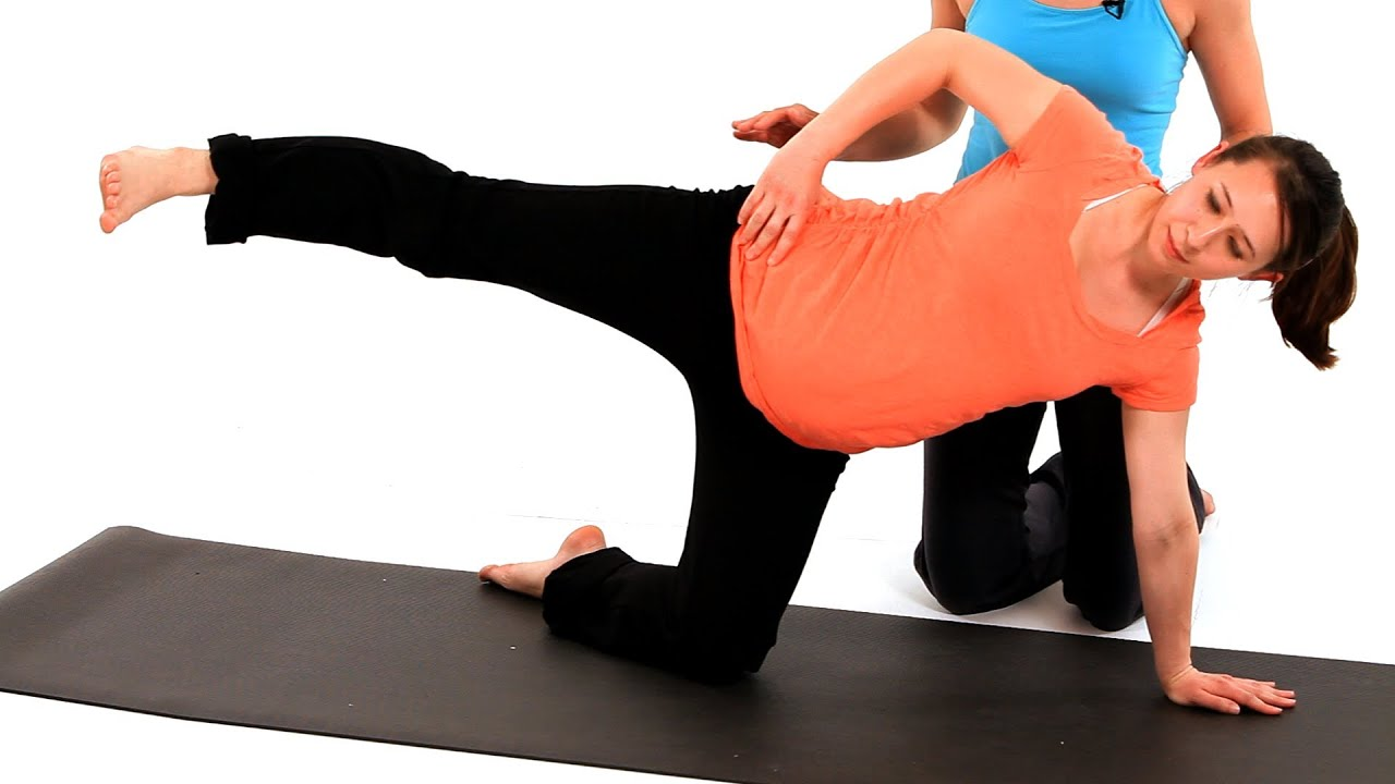 How to Do SI Joint Dysfunction Exercise